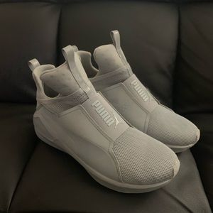 Puma Fierce slip on sneakers shoes